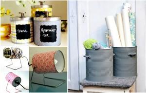1-idei diy transformarea cutiilor de conserve in obiecte pentru casa