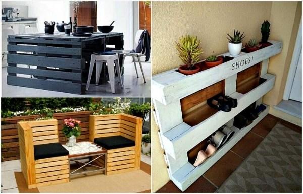 Casa Mobila Din Lemn.Mobilier Diy Din Paleti De Lemn Modele Simple Sau Pentru Avansati