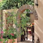 1-intrare terasa casuta rustica traditionala 50 mp