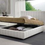 lada depozitare sistem de ridicare integrat pat dormitor modern