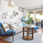 Extinderea in terasa alaturata a unui apartament cu doua camere – o idee ce merita retinuta