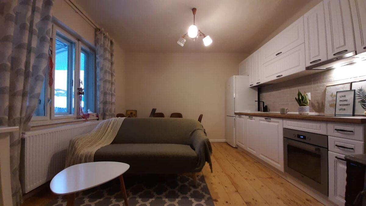 1-living bucatarie open space casa noastra