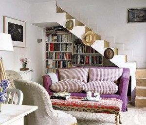 1-living cu scara interioara parter casa mica tip duplex