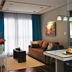 1-living modern apartament 2 camere 43 mp