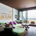 1-living modern cu influente marocane apartament 2 camere