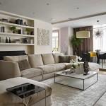 Finisaje de lux in amenajarea unui apartament modern. Imi place cum arata!