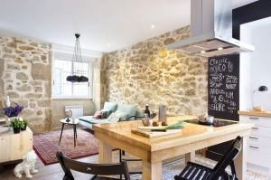1-living open space apartament 55 mp Spania