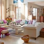 1-living open space stil clasic casa fara etaj