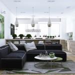 Transformarea unui apartament cu 3 camere intr-unul cu 4 camere
