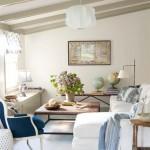 1-living vechi redecorat a devenit alb si luminos