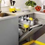 1-masina de spalat vase slim si chiuveta fara picurator amenajare bucatarie mica