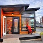 1-mini terasa prispa din lemn casa mica prefabricata 37 mp