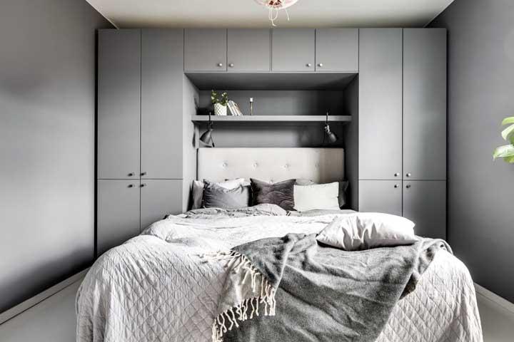 mobila capul patului dormitor ingust