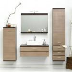 5 seturi moderne de mobilier pentru baie. Imagini si preturi