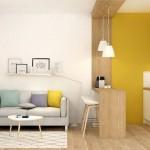 1-model bucatarie mica amenajare open space idei 2019