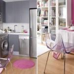 Amenajarea bucatariilor mici – idei de configurare ergonomica a spatiului