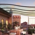Pergole – elemente decorative pentru gradini si terase spectaculoase