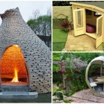 Super modele de foisoare si pavilioane pentru curti inedite