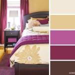 1-ocru gri mov si maro combinatii culori dormitor