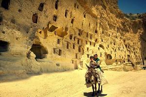 1 orasul medieval sapat in stanca manazan taskale karaman turcia