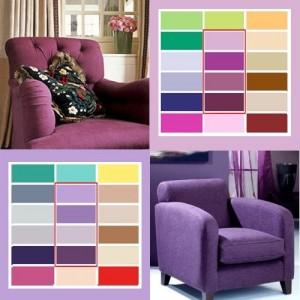 1-palete cromatice asortare mov si violet