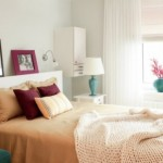 1-pat asezat paralel cu fereastra din dormitorul matrimonial