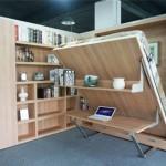 Piese de mobilier compacte, ce-si pot schimba aspectul in doar cateva secunde