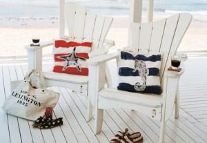 Haine de vara pentru casa ta – stilul maritim in amenajarile interioare
