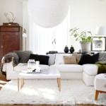 1-pernute decorative de diferite texturi si nuante decor canapea alba living scandinav