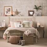 6 idei de decorare a peretelui de la capul patului din dormitor