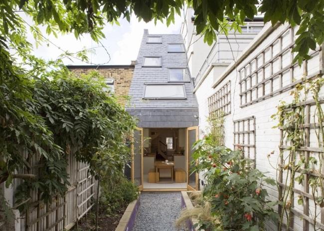 1-proiect casa foarte ingusta doar 2-3 m latime cu 3 dormitoare
