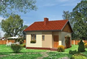 4 proiecte de case de vacanta de aproximativ 50 mp