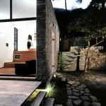 Proiect inedit: o casa moderna de 35 mp impartiti pe 3 nivele
