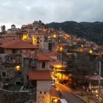 Casele din piatra din satele grecesti de munte – Dimitsana