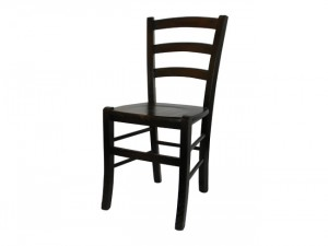 1-scaun Venetia wenge din lemn magazin Dedeman