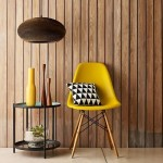 Scaunele Eames – mic mobilier vintage in amenajarile moderne