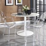 1-scaune transparente pentru amenajarea spatiilor intunecoase