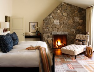 24 de dormitoare cu semineu. Pentru vise frumoase!