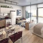 Living si dormitor in aceeasi camera? Idei din care te poti inspira