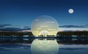 Unic in lume – hotelul in forma de scoica ce imita rasaritul soarelui, o minune arhitectonica