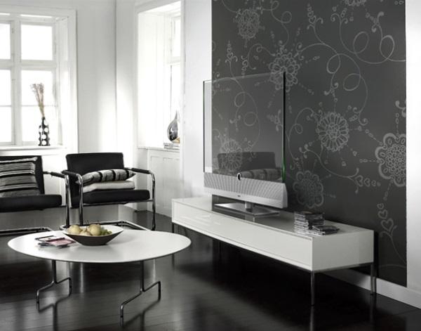 1-televizor transparent tehnologie toled loewe invisio