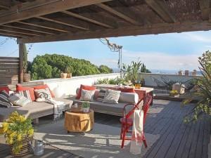 1-terasa apartament 50 mp Barcelona
