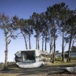Casa de vacanta din pestera, o constructie unica in lume – VIDEO + IMAGINI