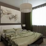 Dormitorul de 12 mp – doua variante de amenajare