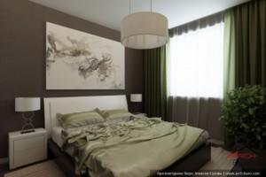 1-varianta 1 amenajare dormitor finisaje ri mobilier alb