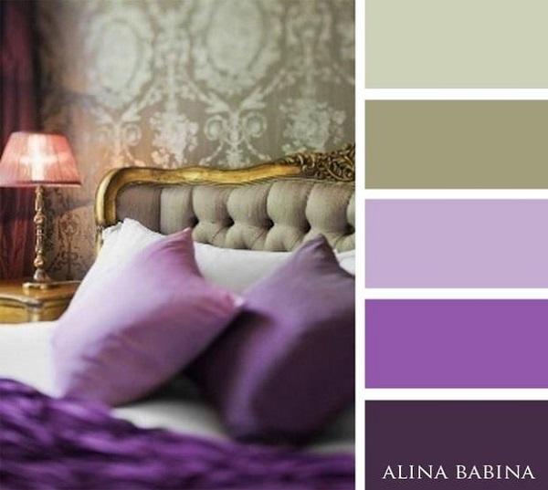 1-varianta asortare nuante de violet si gri