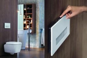 1-vas wc cu rezervor incastrat cu funtie de dezodorizare si filtrare a aerului