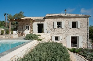 1-vila Iriti casa de vacanta in insula Corfu