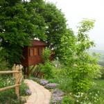10-alee acces casuta romantica in copac Monferrato Italia