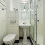 10-baie alb negru amenajata in stil art deco